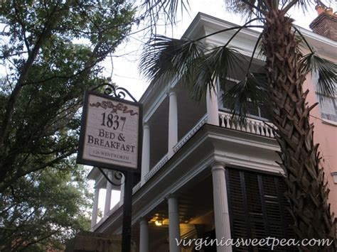 charleston sc bed and breakfast an enjoyable charleston getaway sweet pea
