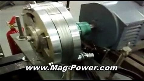how to build a magnetic generator to power your home