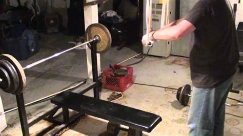 homemade weightlifting equipment cheap home gym fitness