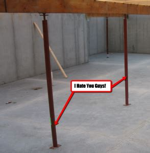 Basement Support Post Cover Hide Basement Support Columns How To Cover Basement Poles
