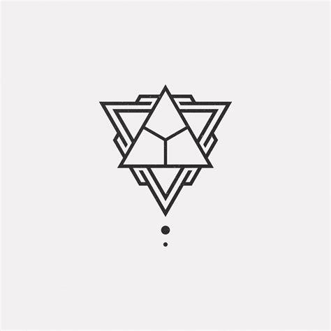 tattoo geometric symbols de16 779 a new geometric design every day thesis insp