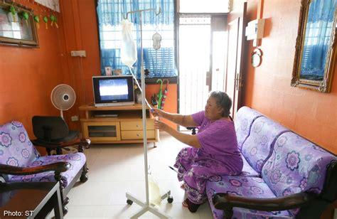 nkf to raise subsidies to encourage home dialysis asiaone