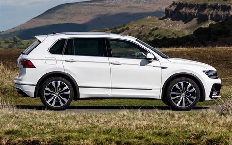 volkswagen tiguan 2016 r line volkswagen tiguan r line 2016 uk wallpapers and hd images