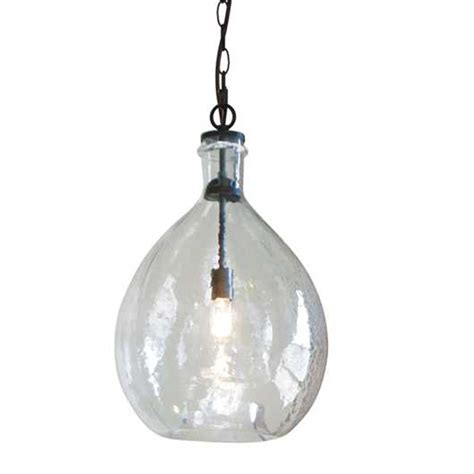 Oversized Light Bulb Pendant Oversized Glass Pendant L 28 Da4691
