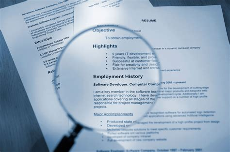 Resume Tips To Get Noticed Top 5 Resume Tips To Get Noticed By Employers