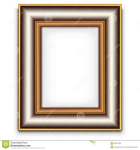 blank photo frame template photo frame royalty free stock photos image 30913198