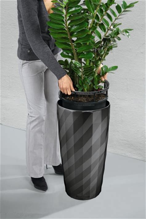 Lechuza Planters Canada by Self Watering Planter From Lechuza Greenhouse Canada