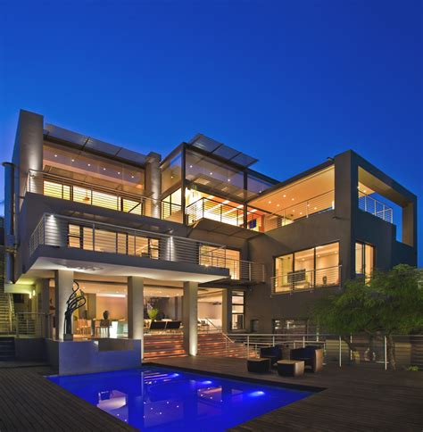 dramatic modern house by site the glorious house tati with dramatic views johannesburg