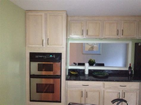kitchen pass through kitchen pass through new cabinets oven counter tops