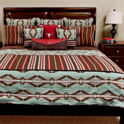 coverlets twin western bedding twin size pensacola reversible coverlet