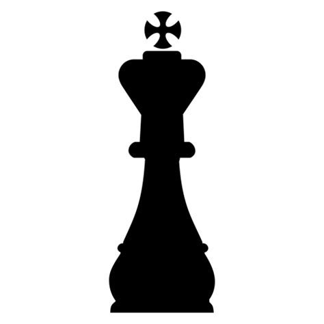 King Chess Clipart