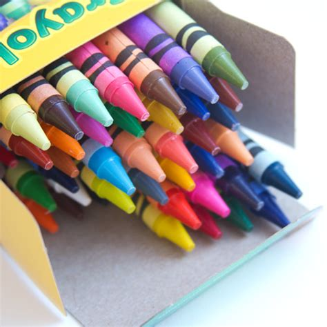 crayola crayon colors crayola crayon 48 color box