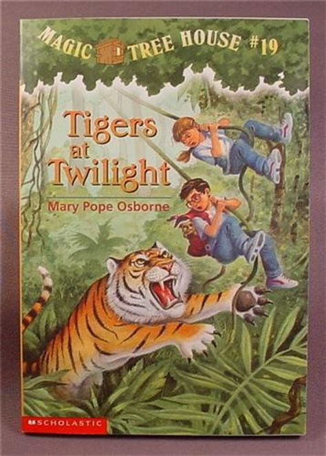 magic tree house reading level magic tree house tigers at twilight paperback chapter book 19 scholastic reading