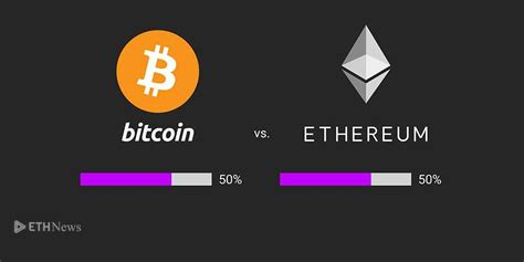 bitcoin ethereum where to invest in the next 5 years ethereum vs bitcoin