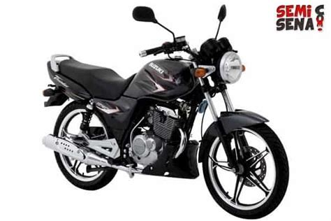 Motor Suzuki Thunder Suzuki Thunder 125 Review Motorcycle Review And Galleries