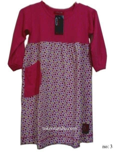 Grosir Gamis Anak Perempuan Q Rana baju anak umur 3 tahunan quot gamis oka oke quot baju murah