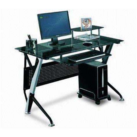 scrivania per computer scrivania per computer nera techly 307100 vendita