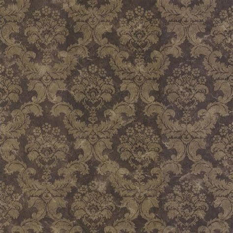 chocolate damask wallpaper brown damask wallpaper at menards home decor pinterest