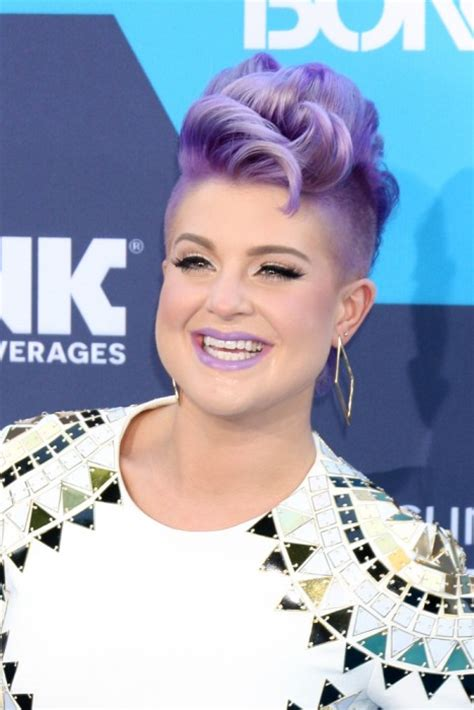 how to get osbournes haircolor 2017 pastel colored short hairstyles from hollywood