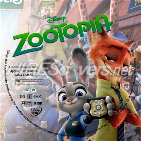 download film zootopia blu ray dvd cover custom dvd covers bluray label movie art dvd