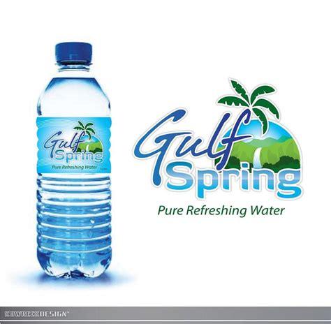 mineral water label template water bottle label design www pixshark