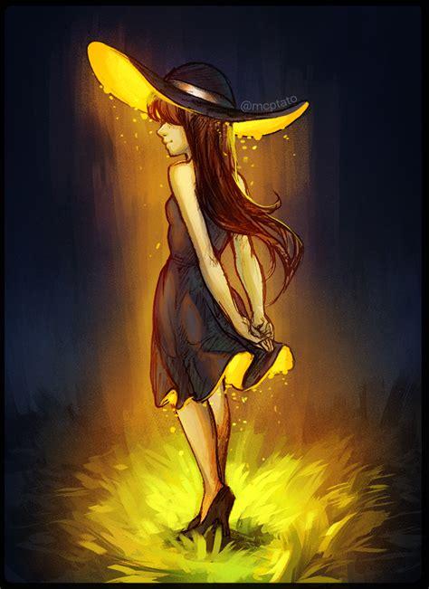 180 sun witch by mcptato on deviantart
