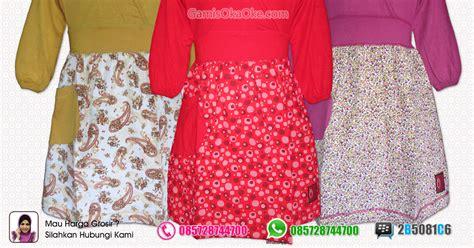 Grosir Baju Gamis Anak Kia P bahan kaos harga murah grosir baju gamis anak perempuan murah toko baju gamis murah