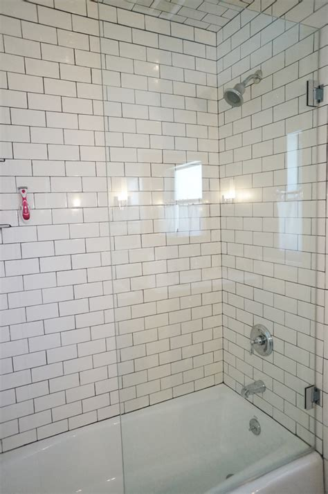 Walk In Bath Shower Combo new half glass shower door diana elizabeth
