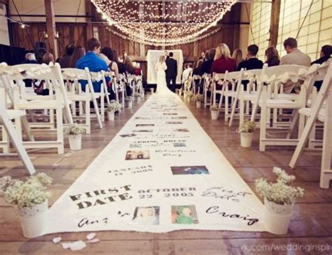 Wedding No Aisle by 10 Awesome Wedding Aisle Decorations To Choose From