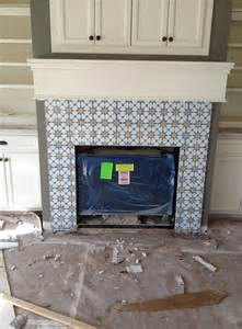 projects moroccan tile fireplace interior design