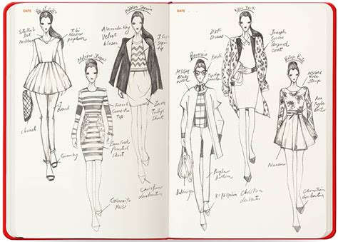 sketchbook how to use fashion sketchbook mr fatta