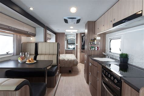 motor home interiors jayco optimum motorhome