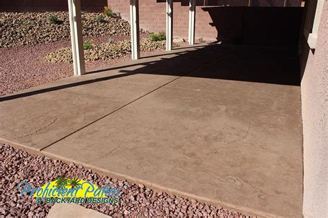 sted concrete overlay transforms ugly concrete