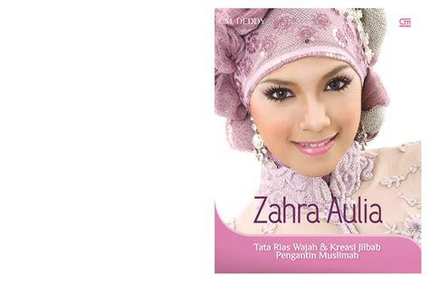 Buku Jilbab Wanita Muslimah jual buku tata rias wajah kreasi jilbab pengantin