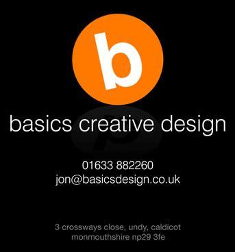 basics design print and 2940373426 basics creative design 01633 882260 media print consultancy