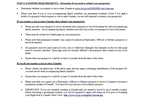 Letter Of Explanation Sle For Visitor Visa explanation letter cic letter of explanation canada tourist visa sle guide to apply for a