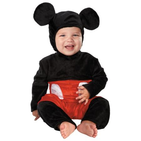 Branded H 300810 Mickey Mouse mickey mouse prestige infant mickey mouse costume