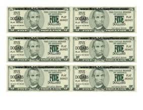 printable play money templates best photos of printable money bills money 100