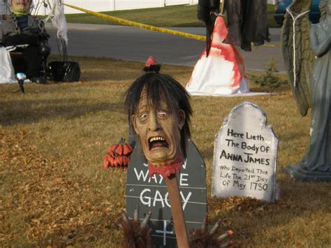 scary halloween yard displays 35 best ideas for halloween decorations yard with 3 easy tips