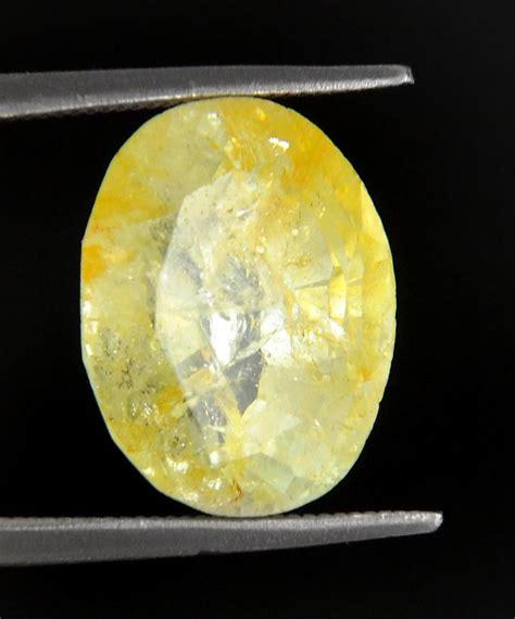 Yellow Saphire yellow sapphire