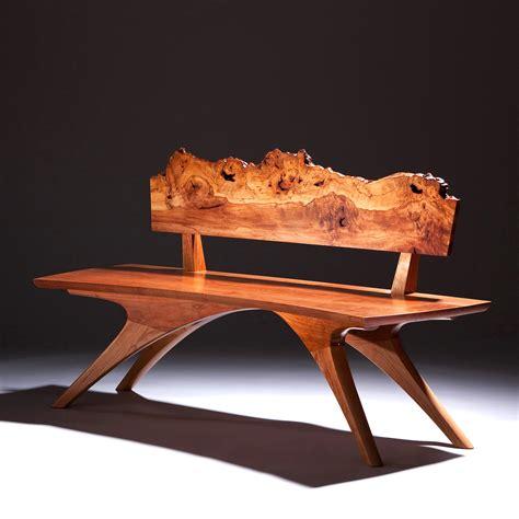 foyer bench spykman design keene  hampshire