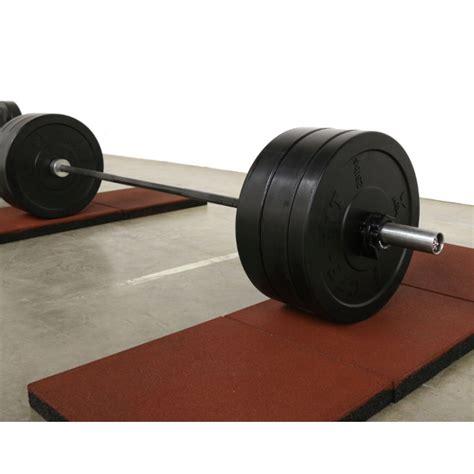 Weightlifting Mat by Cff Thug Mat Rubber Flooring