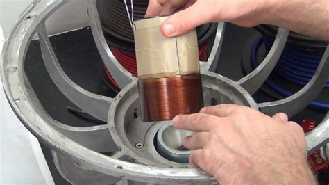 Speaker Coil voice coils
