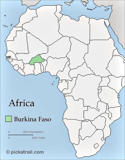 burkina faso map burkina faso the of west africa backpacker travel