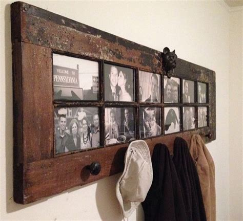 diy door frame diy rustic decorating a door picture frame
