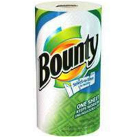 Who Makes Bounty Paper Towels - bounty select a size paper towels reviews viewpoints