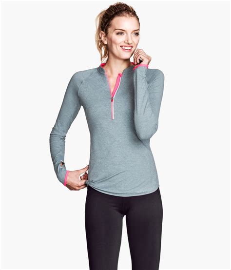 Minogues New Hm Line by H M Launching New Sports Clothing Line Canadian Running