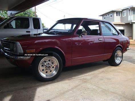 classic toyota corolla classic 1974 toyota corolla sedan condition custom lexus