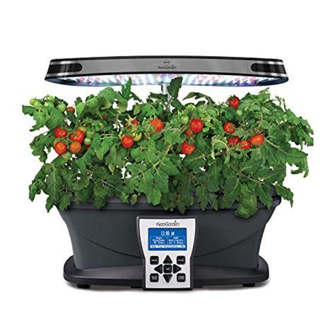 hydroponics aerogarden sprouts led grow lights gourmet