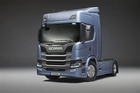 scania neues g fahrerhaus eurotransport